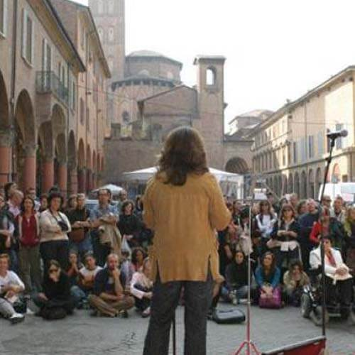 Ad alta voce - Edizioni Precedenti - 2007, Bologna, Cesena e Venezia