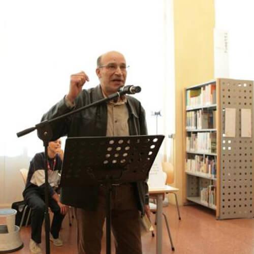 Ad alta voce - Edizioni Precedenti - 2008, Bologna, Cesena e Venezia