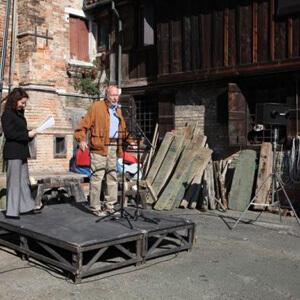Ad alta voce - Edizioni Precedenti - 2010, Bologna, Cesena, L'Aquila e Venezia
