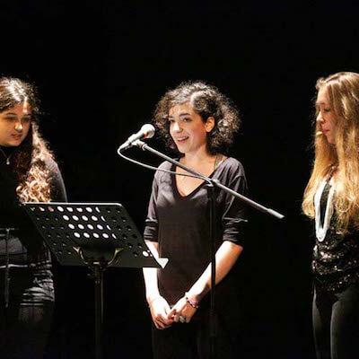 Ad alta voce - Edizioni Precedenti - 2015, Bologna e Venezia