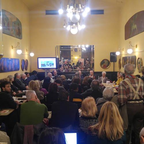Ad alta voce - Edizioni Precedenti - 2016, Trieste