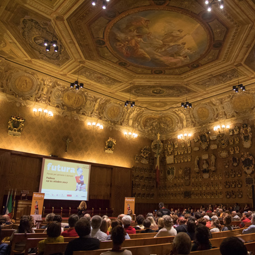 Ad alta voce - Edizioni Precedenti - 2017, Padova